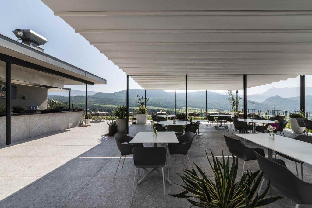 Restauracja Philiaz w Caldaro | © Vito Corvasce