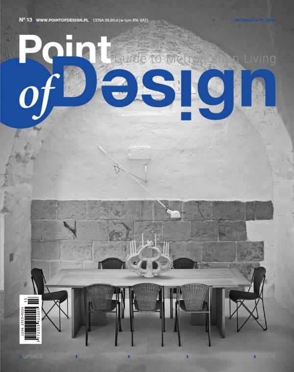 Magazyn Point of Design wiosna/lato 2020