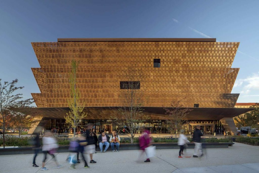 RIBA 2021 smithsonian_national_museum_of_african_american_arts_and_culture_-_washington_dc_by_david_adjaye_photographer_-_nic_lehoux