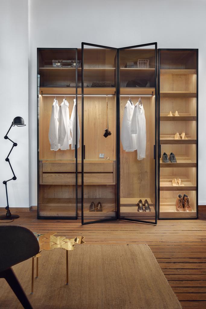 Nowe drzwi Raumplus dla pięknej garderoby