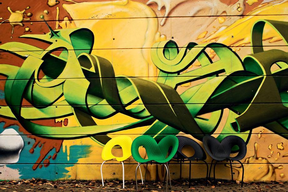 Ripple Chair Ron Arad © Studio Eye 03