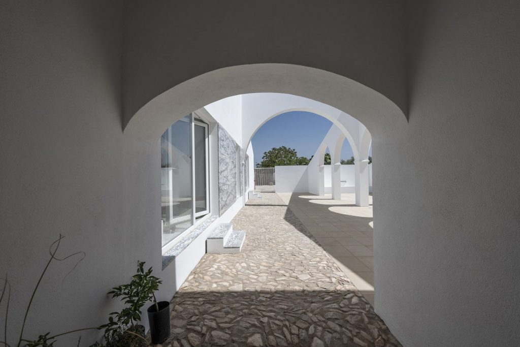 SMG Arquitectos architektoniczny ogród architektura 09