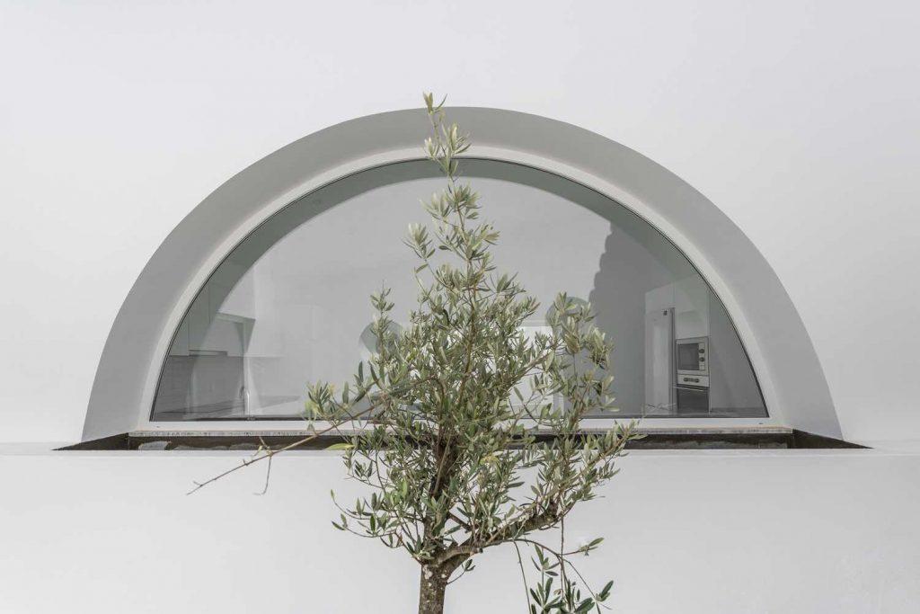 SMG Arquitectos architektoniczny ogród architektura 15