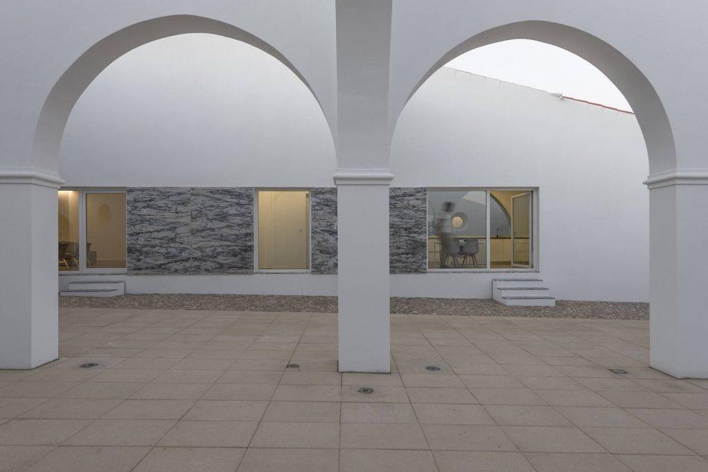 SMG Arquitectos architektoniczny ogród architektura 18