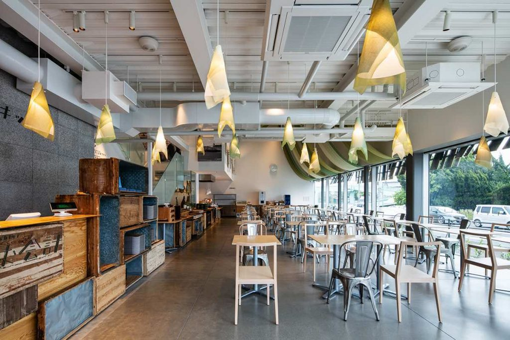 Sakai Riverside Restaurant Cha-Gura 02