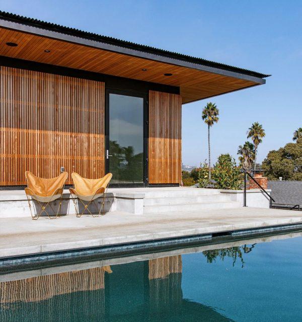 Seaside Reef House open dom na plaży
