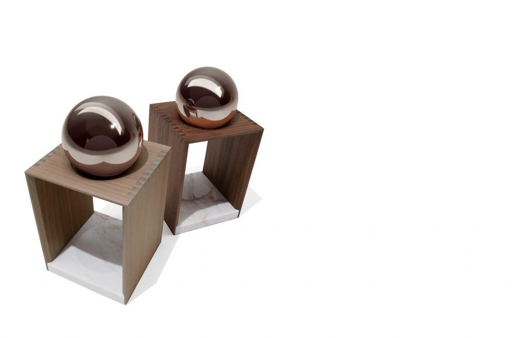 Spaziotempo | design- Carlo Colombo, 2020 Giorgetti