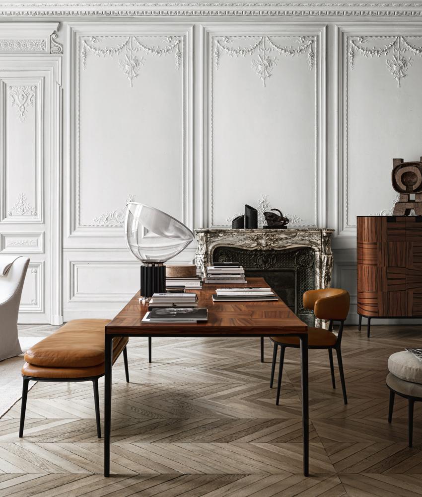 Stół Alcor | design: Antonio Citterio | Maxalto
