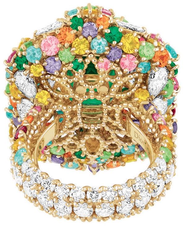 kuferek na biżuterię Victorie de Castellane02 dior