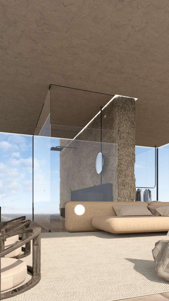 Yakusha-Design-koncepcja_niewielkiego_domu na klifie 05