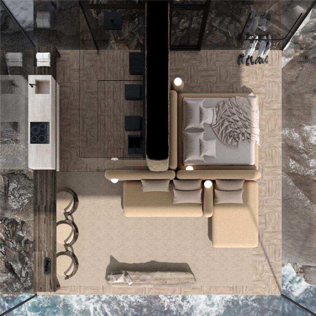 Yakusha-Design-koncepcja_niewielkiego_domu na klifie 11