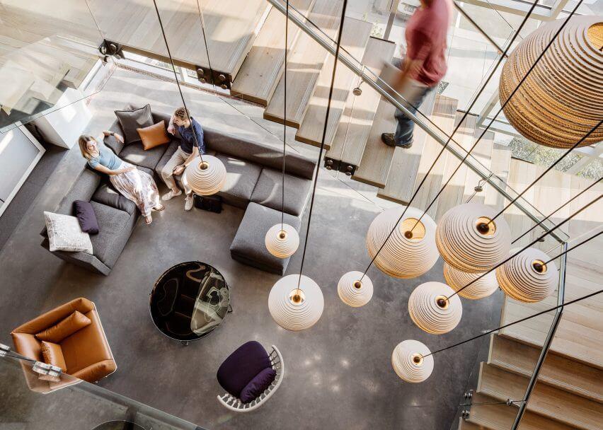 Nowa przestrzeń biurowa dla Ancestry