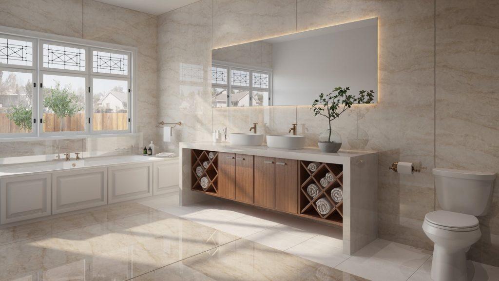 sposób na wnętrze arga-dekton-bathroom