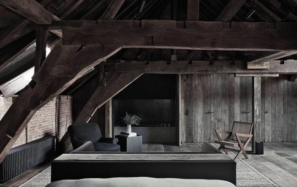Attic - projekt Vincent Van Duysen
