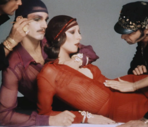 Wystawa Avedona 'Moving Image'