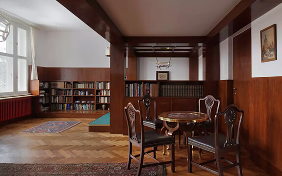 praga adolf-loos-richard-hirsch-s-apartment 01