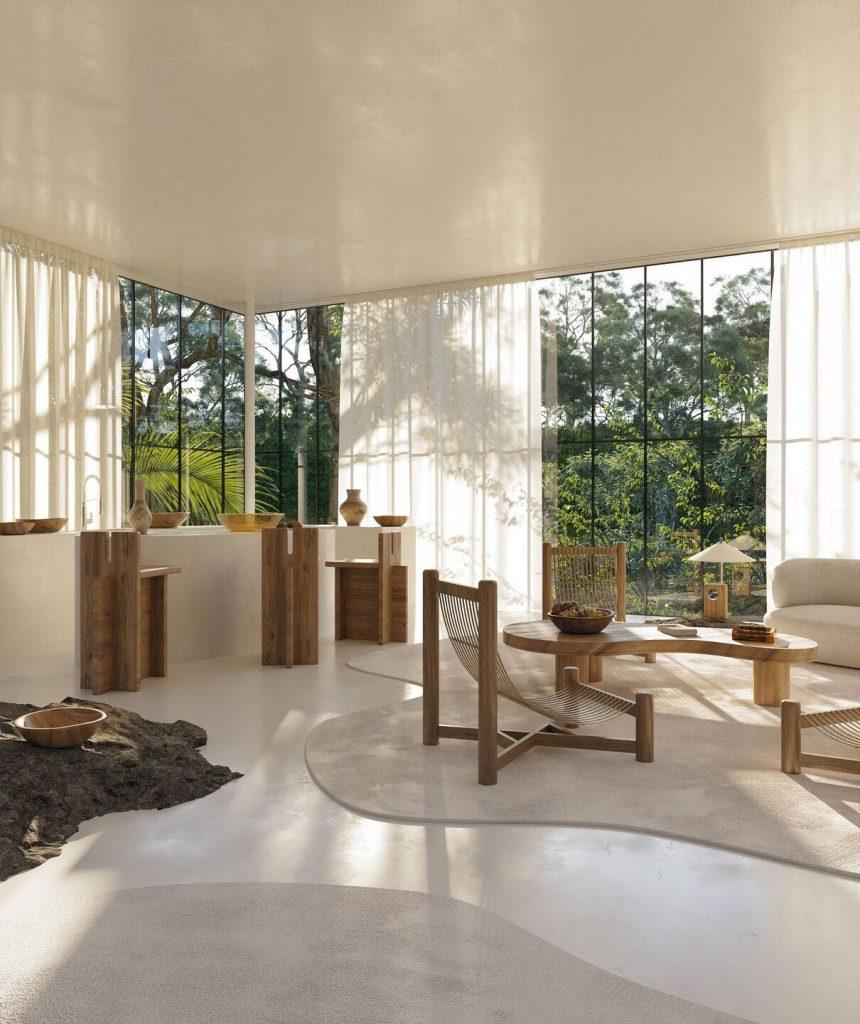 casa-atibaia-renderings-charlotte-taylor-nicholas-preaud_ brazylijskiego modernizmu 12