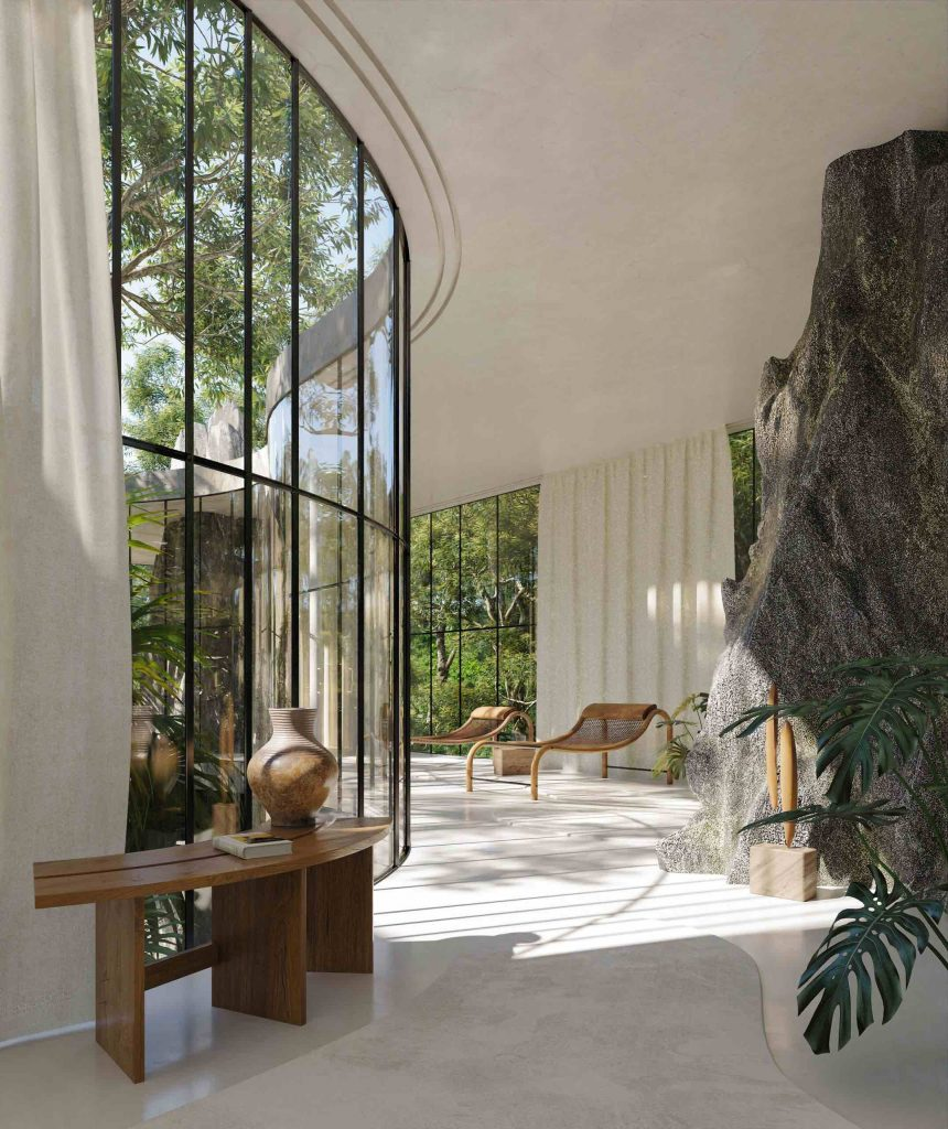 casa-atibaia-renderings-charlotte-taylor-nicholas-preaud_ brazylijskiego modernizmu 7