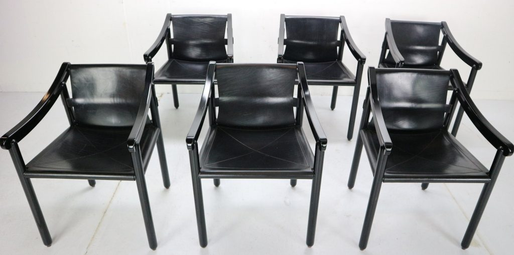 Fotel marki Cassina - model 905, projekt: Vico Magistretti