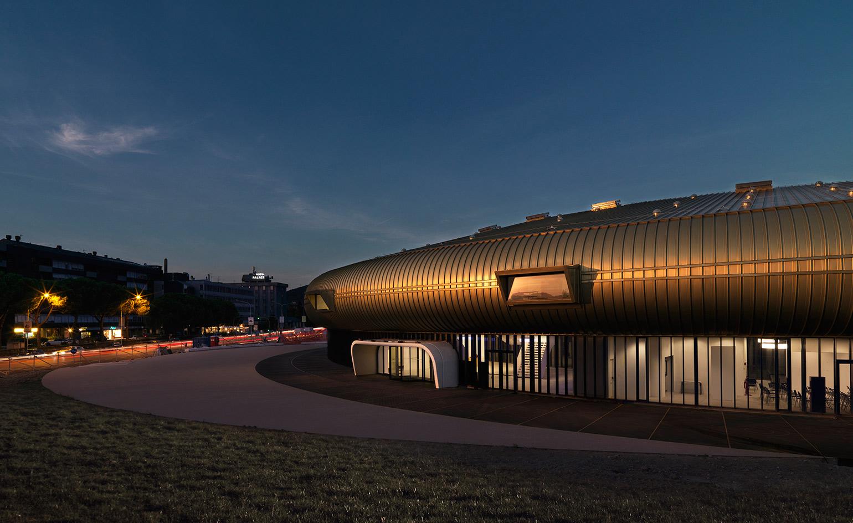 Przebudowa galerii Pecci Centre według Maurice Nio