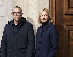 Phillip k.Smith i Karin Gustafsson_ COS - Salone del Mobile