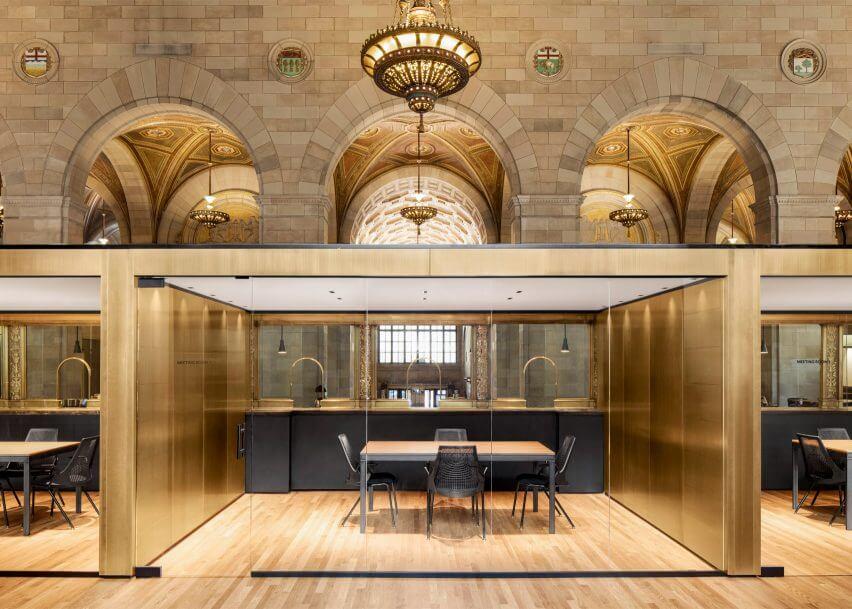 Henri Cleinge projektuje biura w Montrealu
