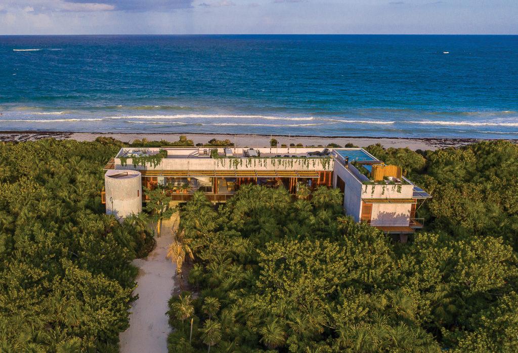 dom przy plaży casa bautista productora15
