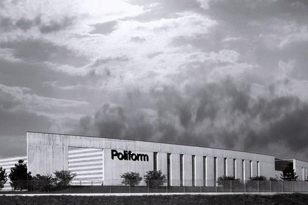 Siedziba firmy Poliform w Brianza.