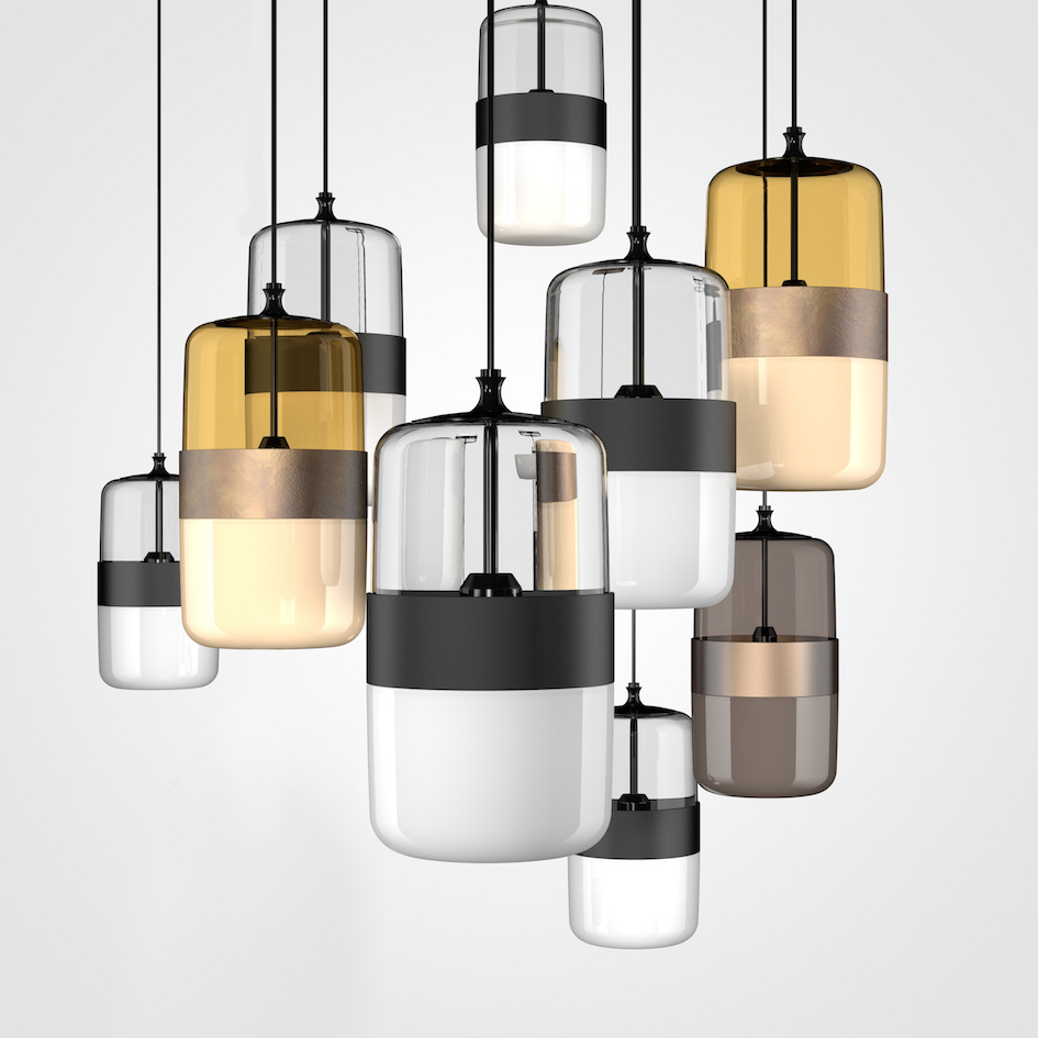 Lampa Futura- prosta elegancja