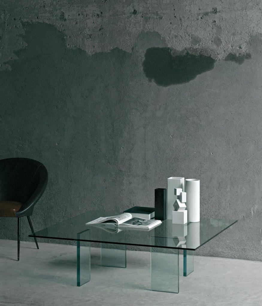 glass_table_shiro kuramata glas italia