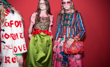 Kolekcja Gucci wiosna/lato 2017