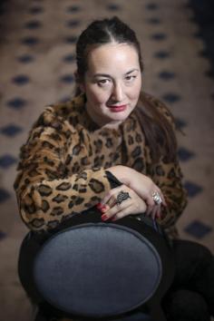 kuferek na biżuterię Harumi Klossowska de Rola