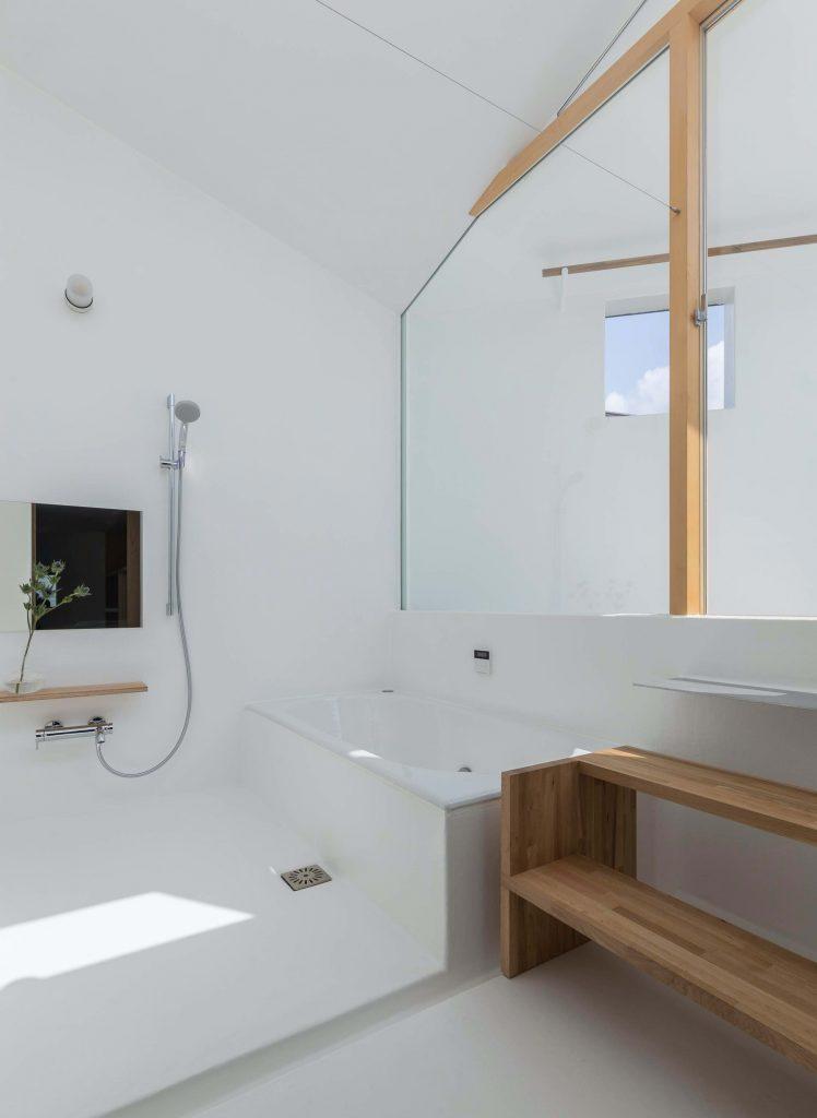 house-in-takatsuki-tato-architects wielopoziomowy dom 07