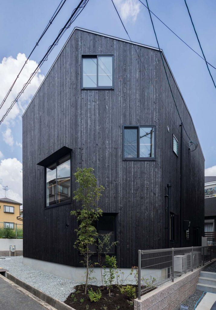 house-in-takatsuki-tato-architects wielopoziomowy dom 09