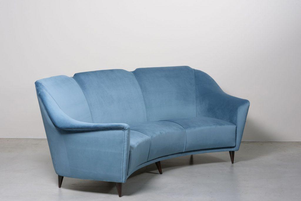 Sofa   design: Ico Parisi, 1951 zdjęcie z galerii Nilufar