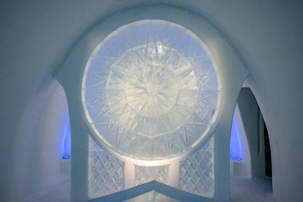 kaleidoscope – icehotel design- natsuki saito & shingo saito
