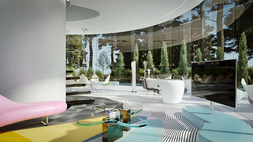 karim-rashid-disk-house-futurystyczny dom 04