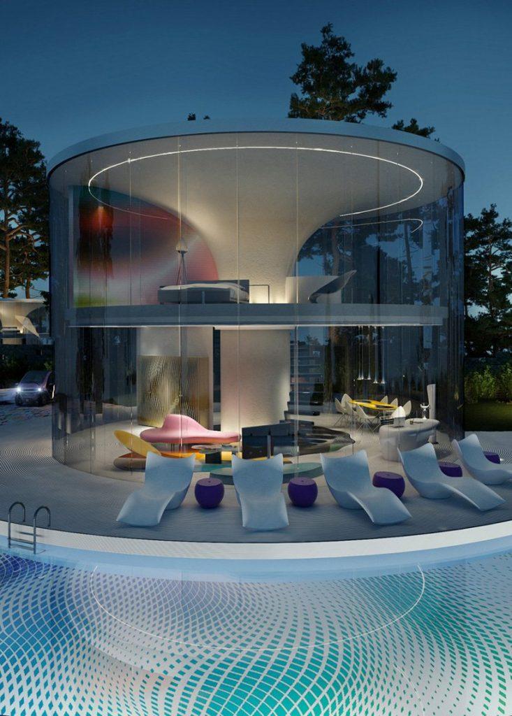 karim-rashid-disk-house-futurystyczny dom 08