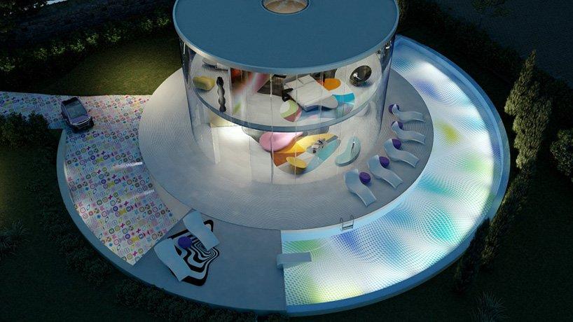 karim-rashid-disk-house-futurystyczny dom 09