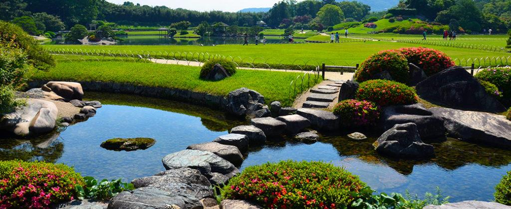 Ogród japoński Karakuen