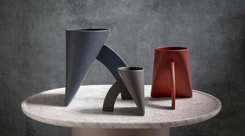 Wazy Lapis, projekt: Achille Castiglioni