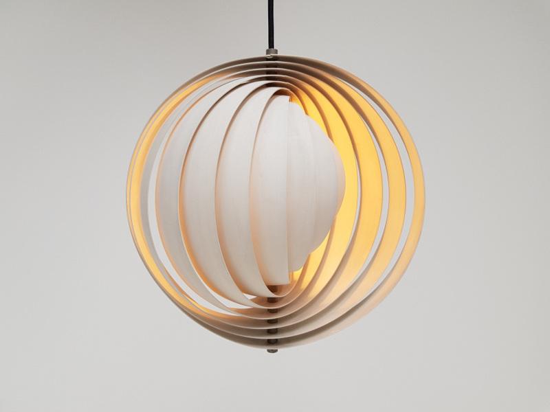 Lampa Moon | Verner Panton