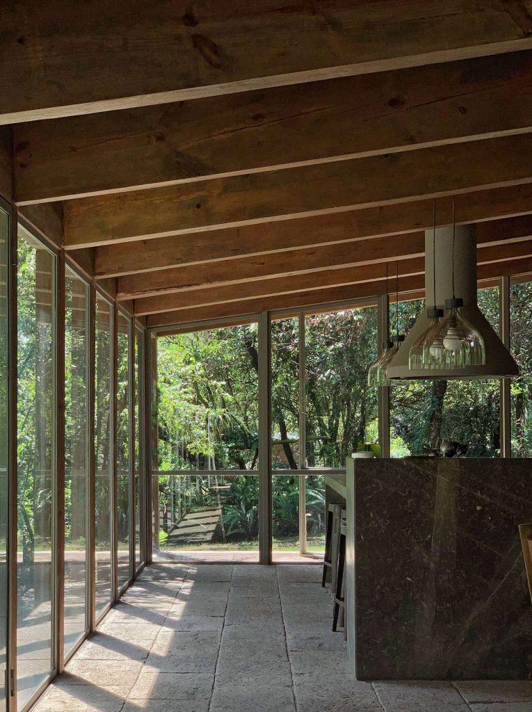 leśna rezydencja santana manuel cervantes estudio_01