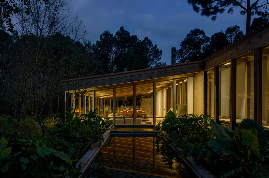leśna rezydencja santana manuel cervantes estudio_11