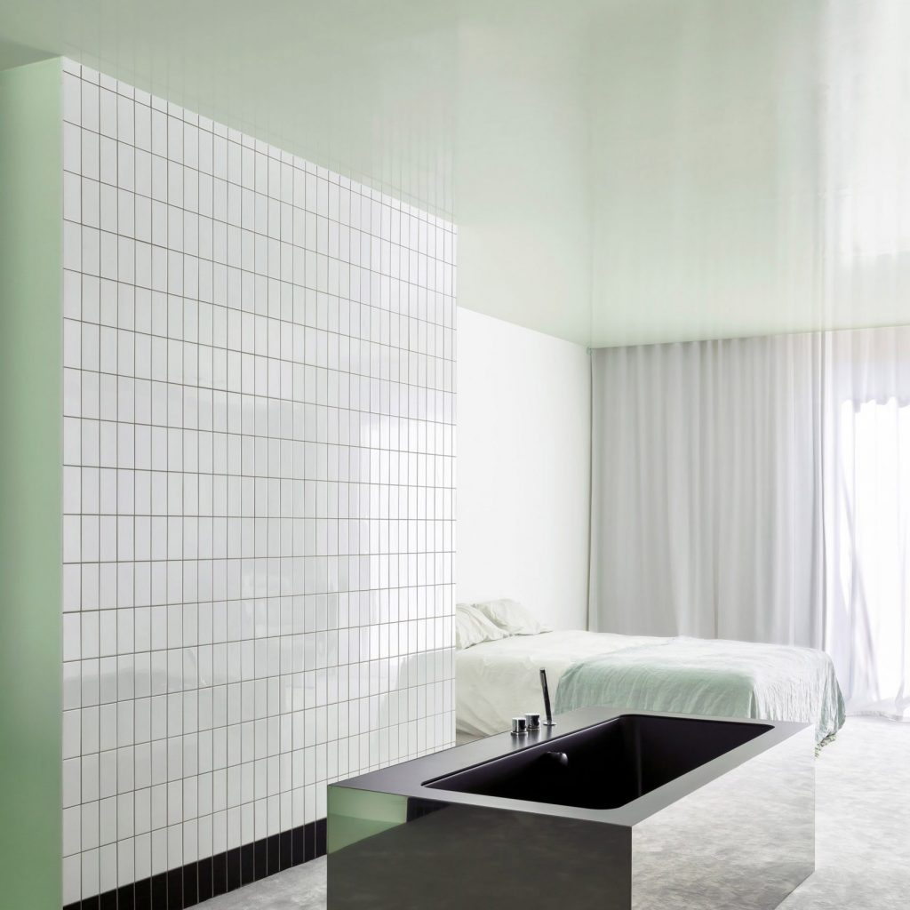 luksusowa sypialnia Atelier Dialect