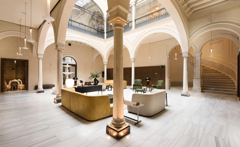 Nowy hotel Mercer w Sevilli