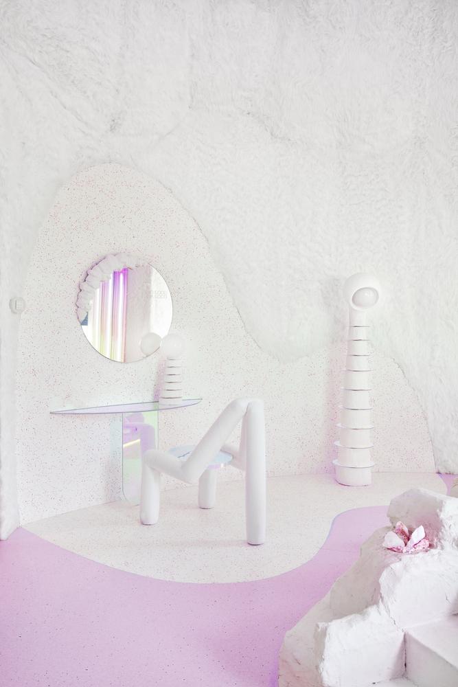 metanoia_Patricia_Bustos Instalacja Madryt 12