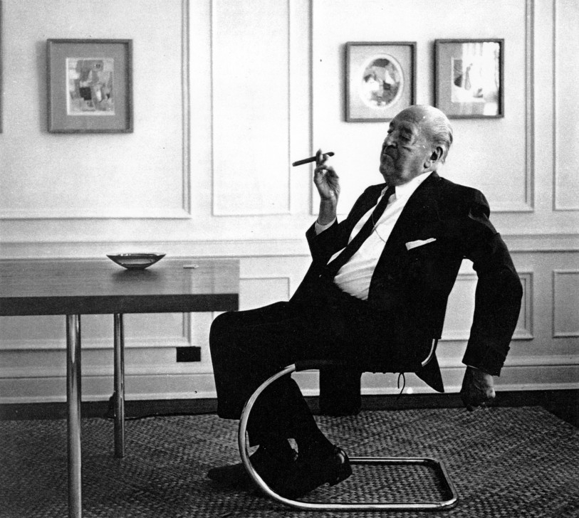 mies-van-der-rohe_ MR Chair