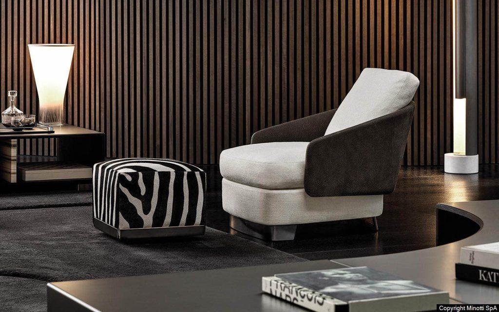 Minotti Lawson design Rodolfo Dordoni