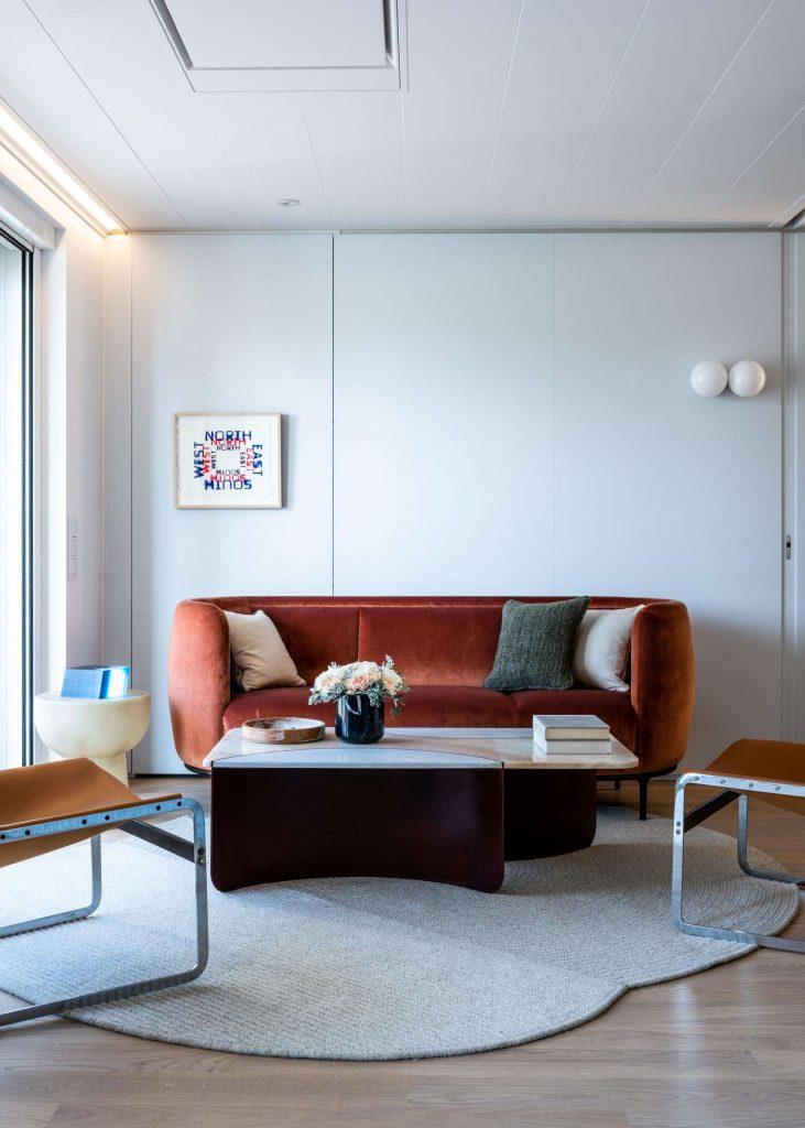modernistyczne mieszkanie NY 04